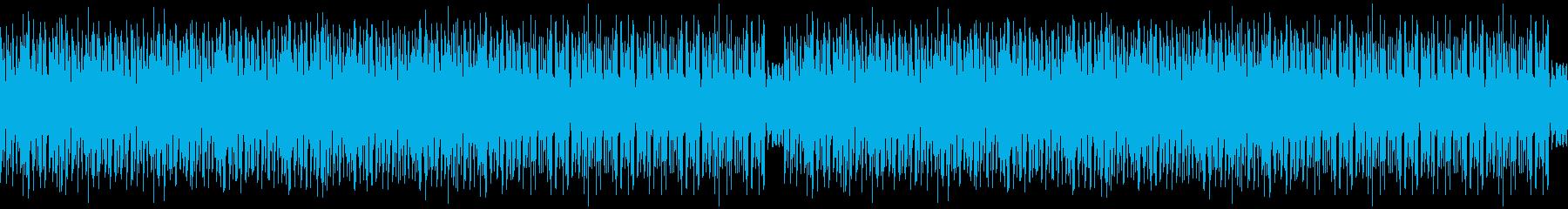 バトル・ゲームの再生済みの波形
