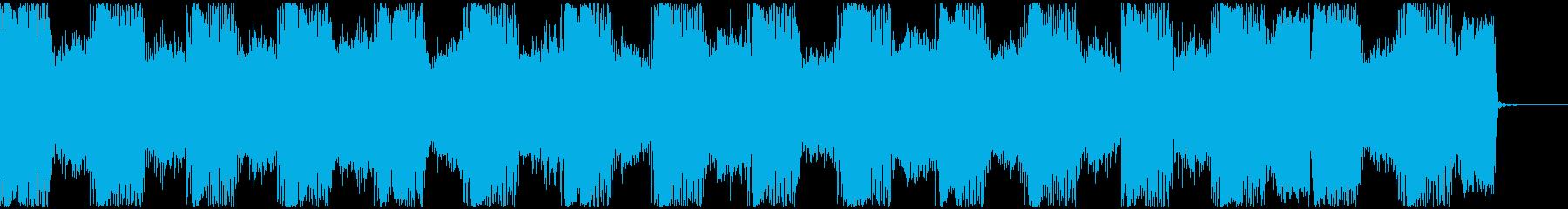 【フューチャーベース】ロング2ショート7の再生済みの波形