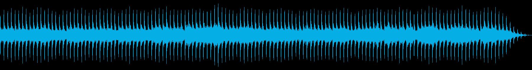 裸のための環境音楽の再生済みの波形