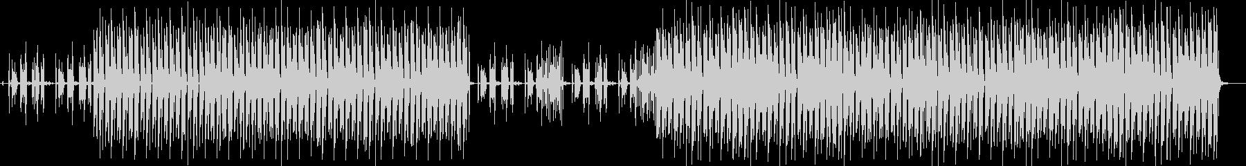 ダーク・ダーティー・EDM5の未再生の波形