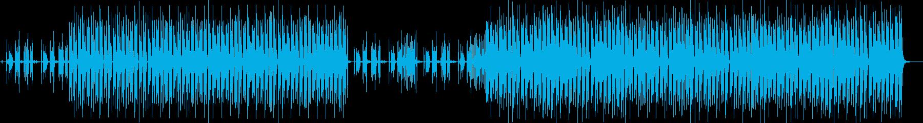ダーク・ダーティー・EDM5の再生済みの波形
