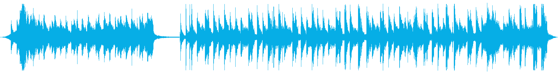 夏 爽やか ハウス メロ無30秒版の再生済みの波形