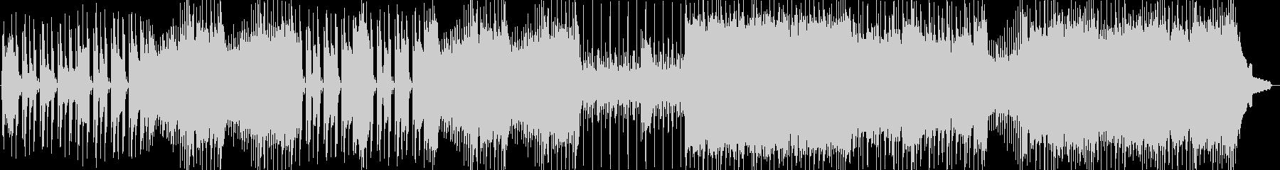 ポップロック。アコースティックサウンド。の未再生の波形