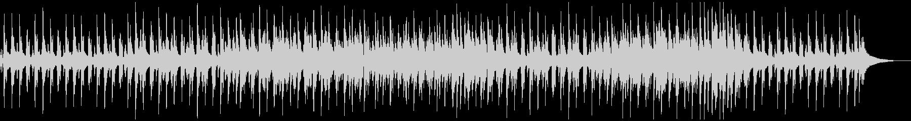 大正ロマン/レトロな雰囲気の3拍子ジャズの未再生の波形