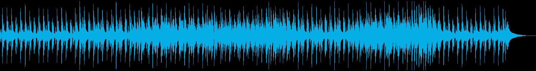 大正ロマン/レトロな雰囲気の3拍子ジャズの再生済みの波形