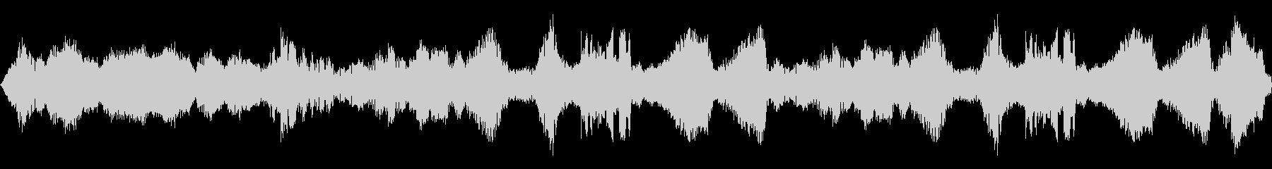 コントロールセンター:多層通信信号...の未再生の波形