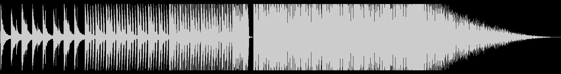 爽やか/トロピカルポップ_No389_3の未再生の波形