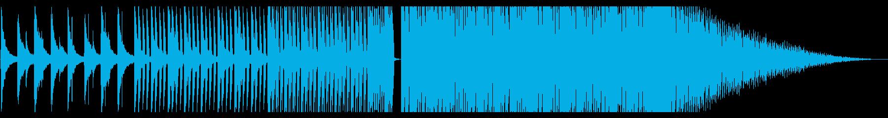 爽やか/トロピカルポップ_No389_3の再生済みの波形