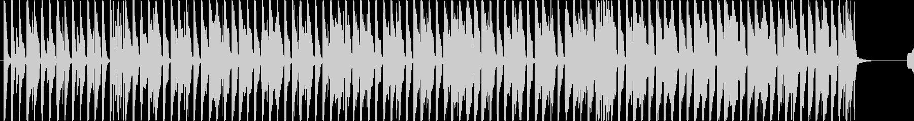 明るいポップBGM(60ver)の未再生の波形
