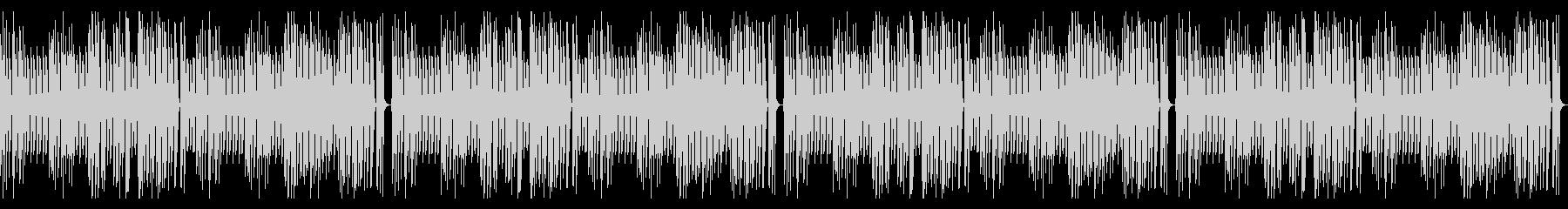 ほのぼの 日常 配信 ピアノ ループ可の未再生の波形