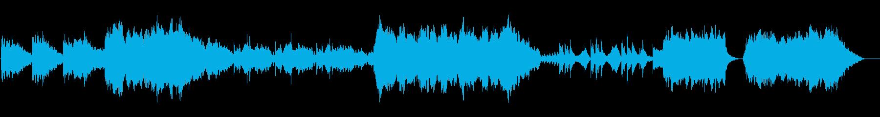 【オーケストラ】ノスタルジック_しんみりの再生済みの波形