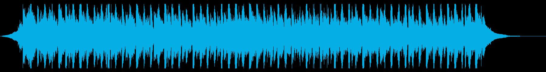 【生演奏】天気予報・朝番組OP・爽やかDの再生済みの波形