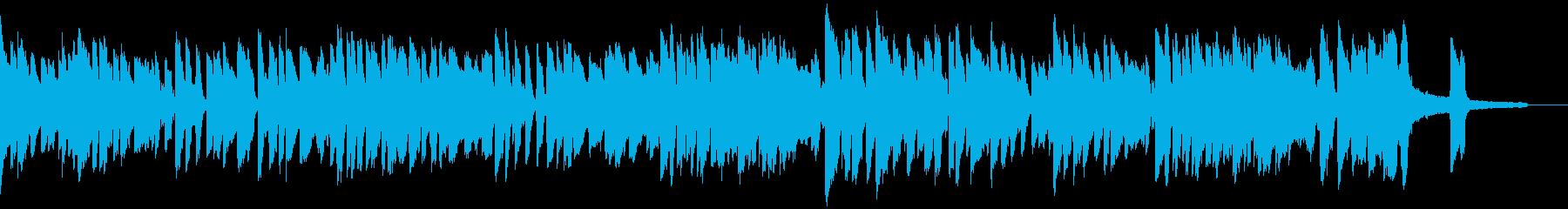 日常のお散歩 探索ラグタイムブルースギタの再生済みの波形
