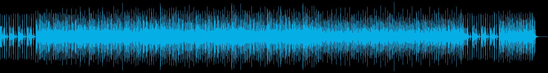 口笛・キャンプ・アウトドア・明るいの再生済みの波形