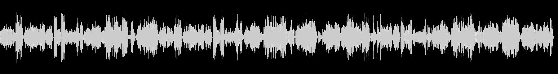 バイオリンソナタK.304 第1楽章の未再生の波形