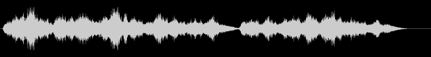 マスカーニのカヴァレリア・ルスティカーナの未再生の波形