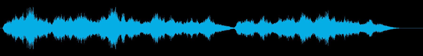 マスカーニのカヴァレリア・ルスティカーナの再生済みの波形