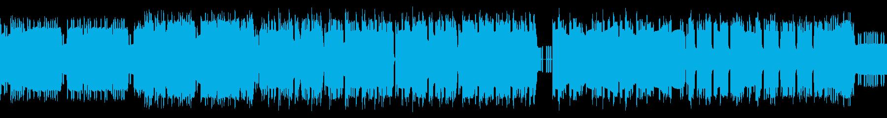 FC風シューティング等(ループ)の再生済みの波形