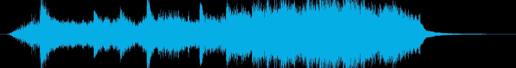 プログレッシブ 交響曲 荘厳 エピ...の再生済みの波形