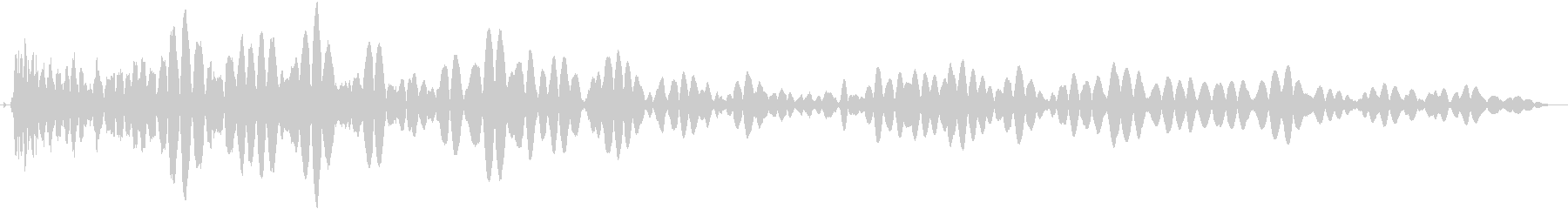 ドロン (忍術)の未再生の波形