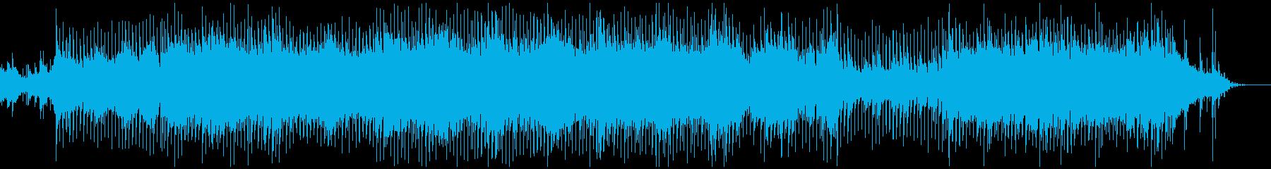 企業VP・爽やかでかっこいい曲の再生済みの波形