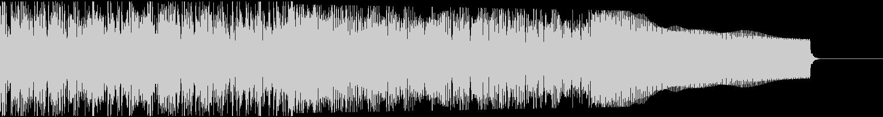 カントリー風ギターイントロ−06Gの未再生の波形