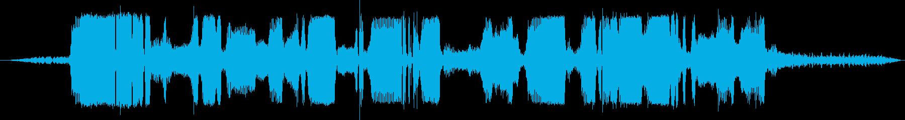 モンスタートラック:Ext:オンボ...の再生済みの波形