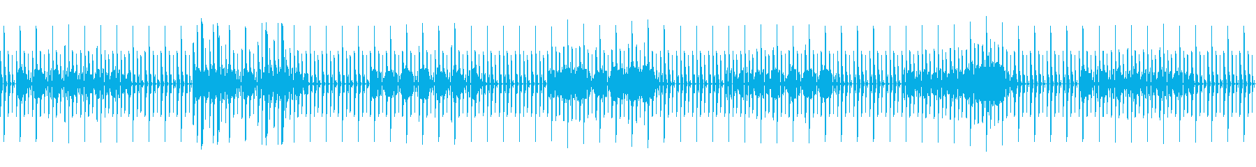 テクノ、ポップ、シンセ、エレクトリックの再生済みの波形