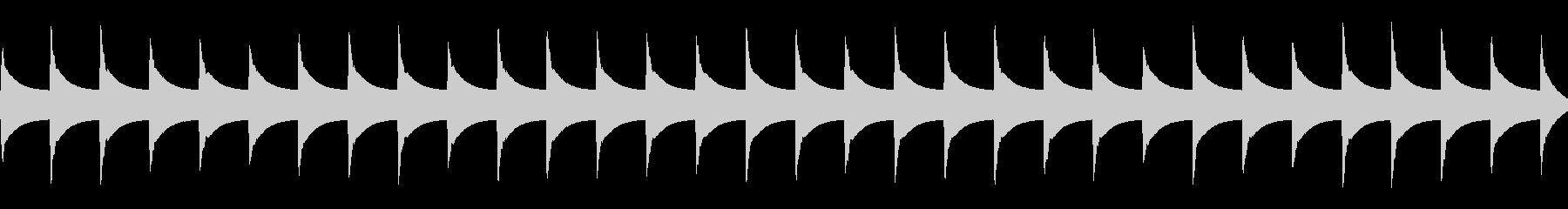 トゥルトゥルトゥルの未再生の波形