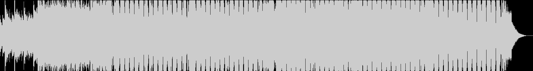 Cinematic Dubstepの未再生の波形