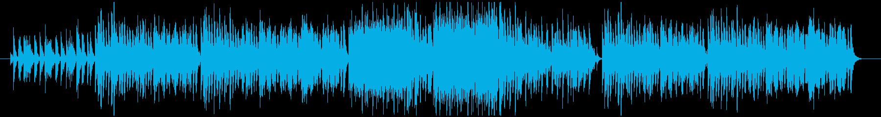 現代の交響曲 室内楽 ポジティブ ...の再生済みの波形