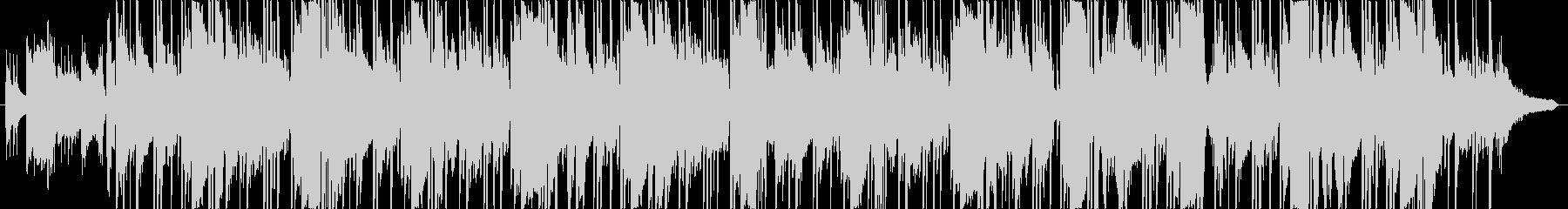 艶っぽいビートミュージック CM向けの未再生の波形