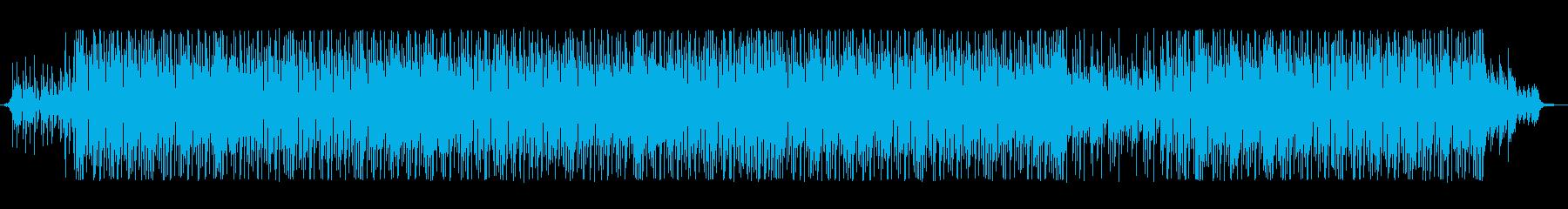 ポップ サスペンス 感情的 繰り返...の再生済みの波形