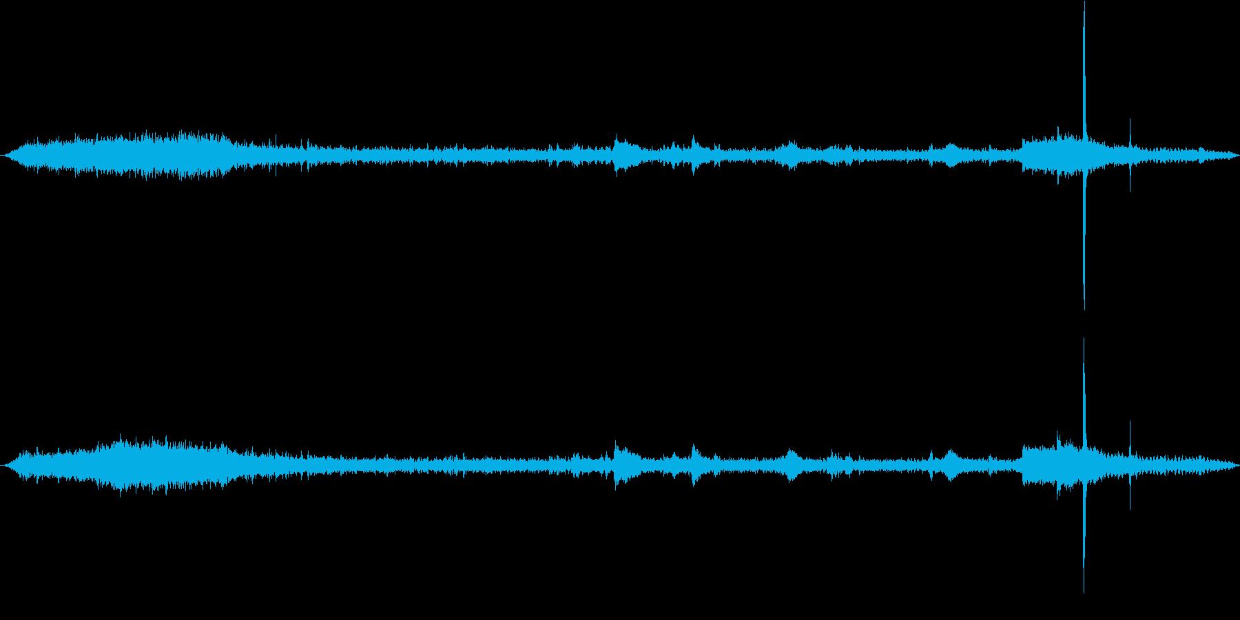 小型ディーゼル機関車:搭載:Int...の再生済みの波形