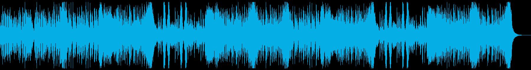 小悪魔やかわいいオバケ・ハロウィンの再生済みの波形
