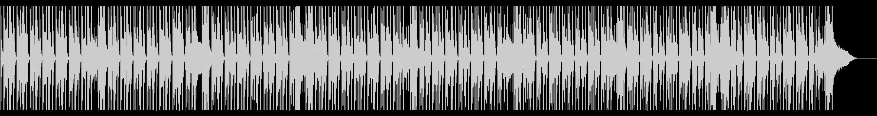 CMやアニメ系の日常(マリンバ)の未再生の波形