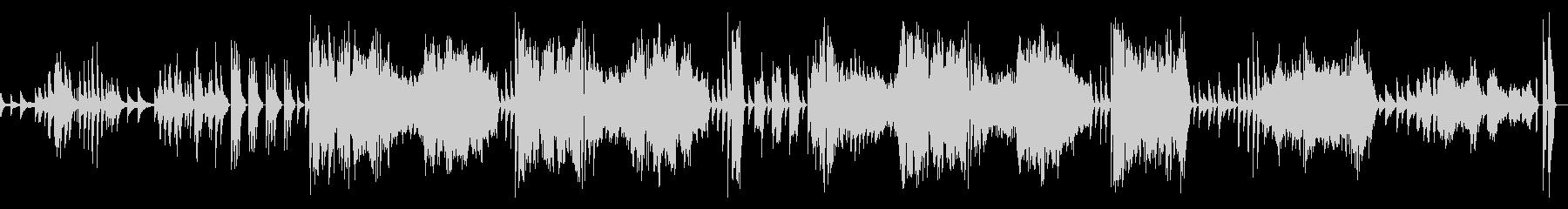 告別 第一楽章 ベートーヴェン ピアノ の未再生の波形