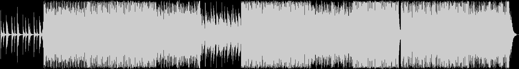 ゴシックオープニング(三拍子)の未再生の波形