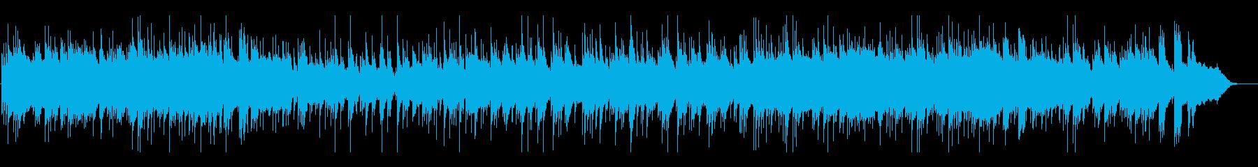 懐かしさを出すならこのヒーリングで決まりの再生済みの波形