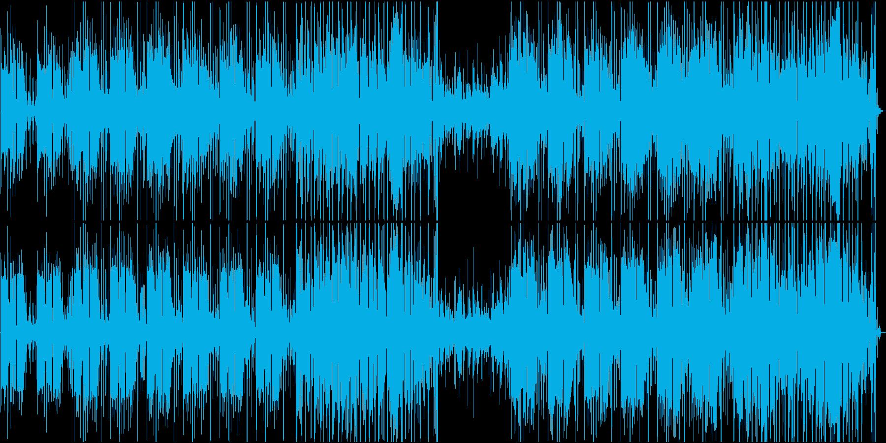 ハウス ダンス プログレッシブ 二...の再生済みの波形