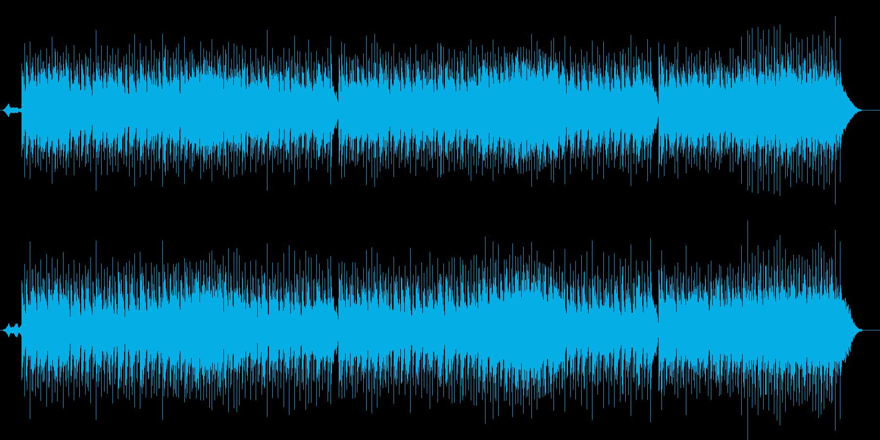 [夏] 愛のサマー・サンセットの再生済みの波形