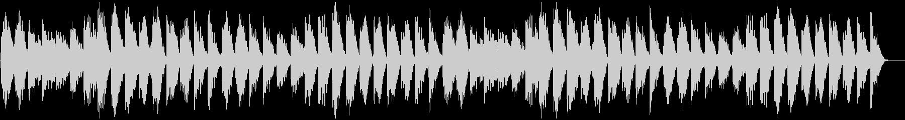 ヨガや瞑想に使える音楽(シンセ)の未再生の波形