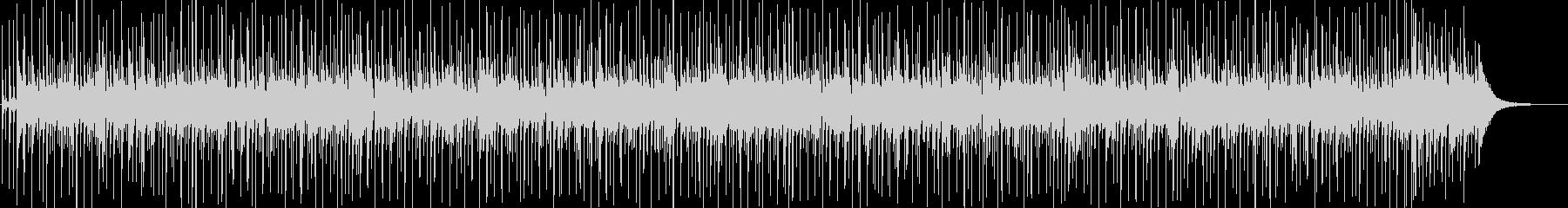 スラップベースがかっこいいファンキーの未再生の波形