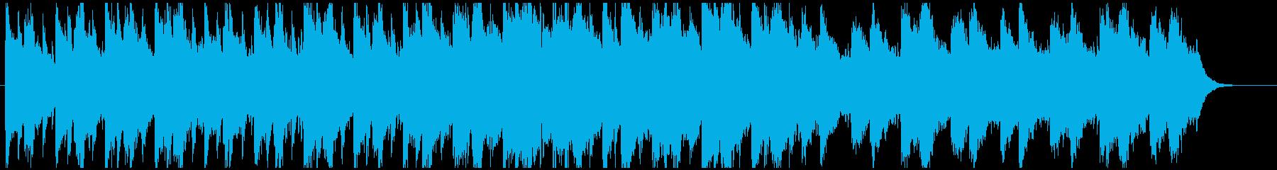 やさしくほのぼの 幻想的なチルアウトの再生済みの波形