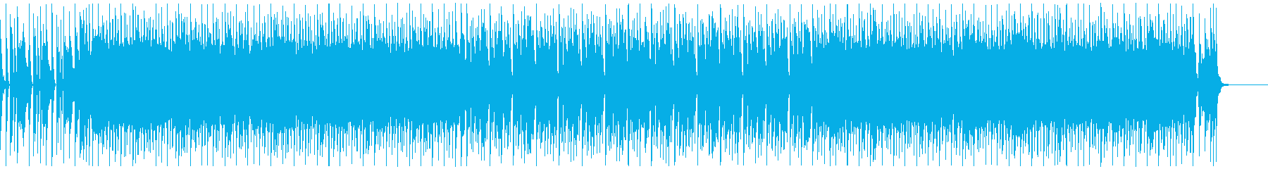 ソウルフルなヒップホップの再生済みの波形