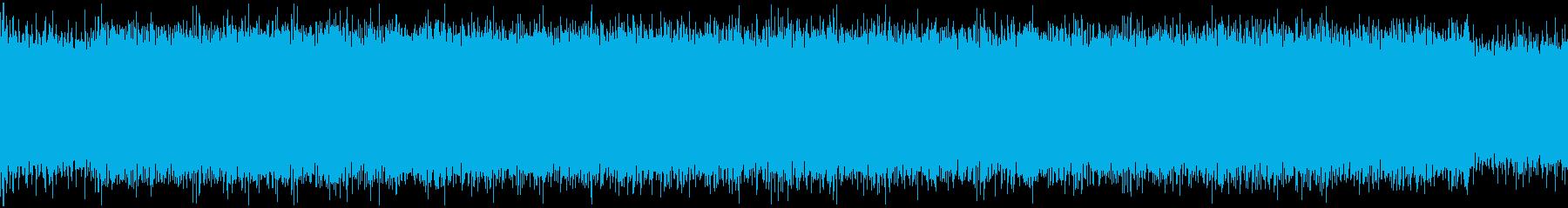 壮大な電子音楽 予告動画、トレーラーなどの再生済みの波形
