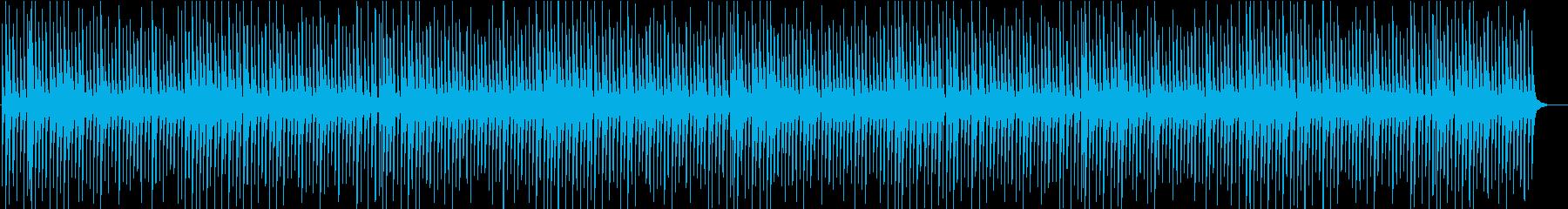 "Okinawa folk song ""Asatoya Yunta"" Sanshin only's reproduced waveform"