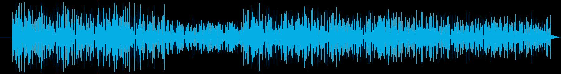 攻撃・命中・ズババッ・ファミコン風1の再生済みの波形