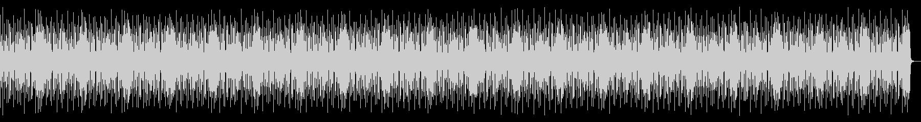 トランペット 派手 ショータイムの未再生の波形