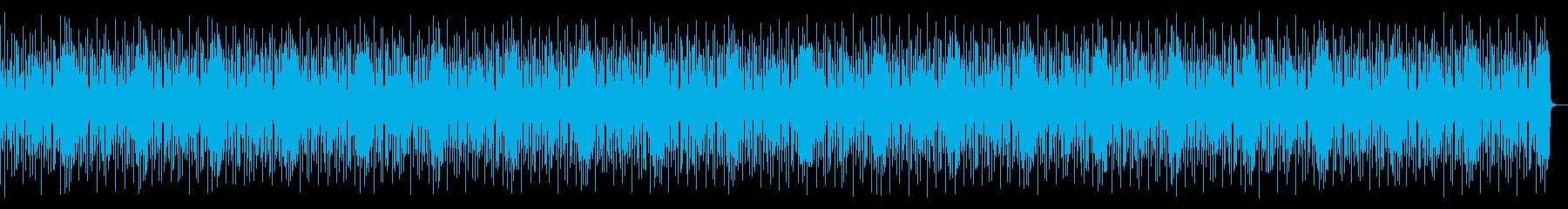 トランペット 派手 ショータイムの再生済みの波形